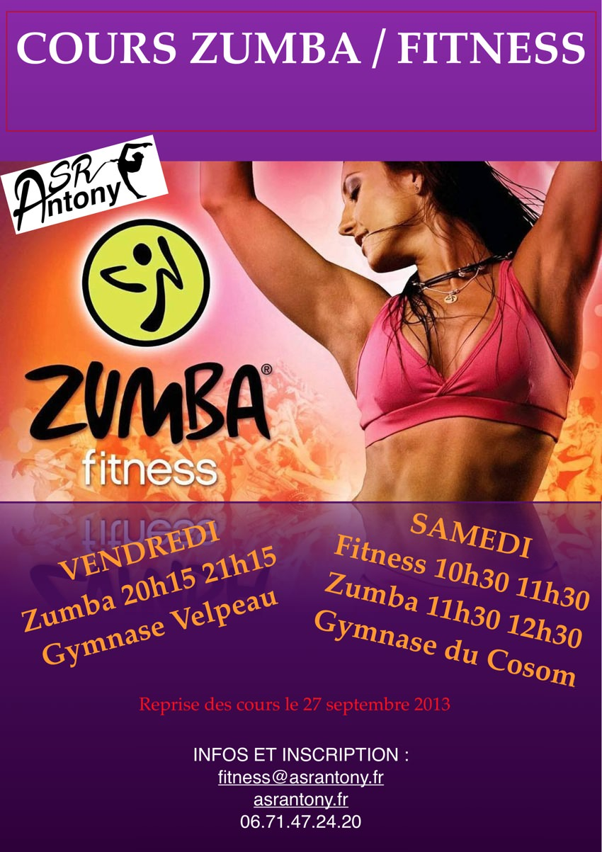Cours Zumba