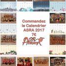 Commandez vite votre Calendrier ASRA 2017!